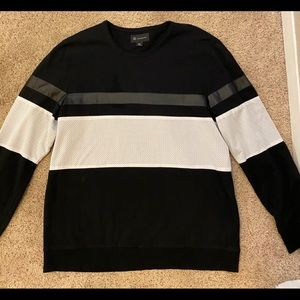 Mens stunning crew neck sweater/shirt